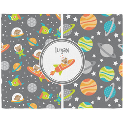 Space Explorer Placemat (Fabric) (Personalized)