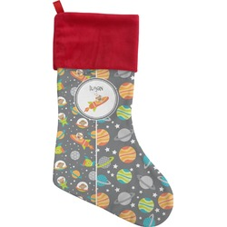 Space Explorer Christmas Stocking (Personalized)