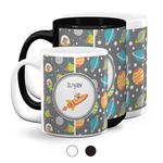 Space Explorer Coffee Mugs (Personalized)