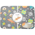 Space Explorer Dish Drying Mat (Personalized)