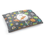 Space Explorer Dog Bed (Personalized)