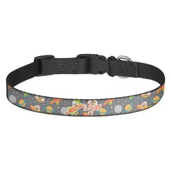 Space Explorer Dog Collar (Personalized)