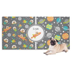 Space Explorer Pet Towel (Personalized)