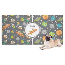 Space Explorer Pet Towel (Personalized)