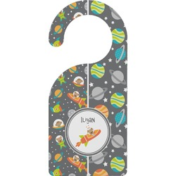 Space Explorer Door Hanger (Personalized)