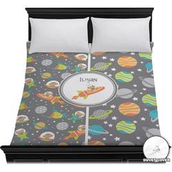 Space Explorer Duvet Cover (Personalized)