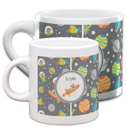 Space Explorer Espresso Cups (Personalized)