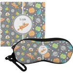 Space Explorer Eyeglass Case & Cloth (Personalized)