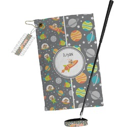 Space Explorer Golf Towel Gift Set (Personalized)