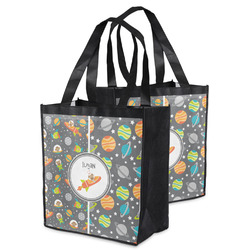 Space Explorer Grocery Bag (Personalized)