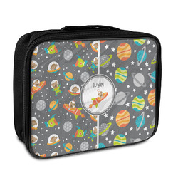 Space Explorer Insulated Lunch Bag (Personalized)