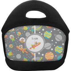 Space Explorer Toddler Lunch Tote (Personalized)