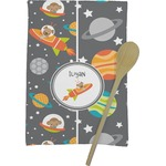 Space Explorer Kitchen Towel - Full Print (Personalized)
