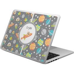 Space Explorer Laptop Skin - Custom Sized (Personalized)