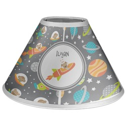 Space Explorer Coolie Lamp Shade (Personalized)