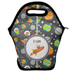 Space Explorer Lunch Bag w/ Name or Text