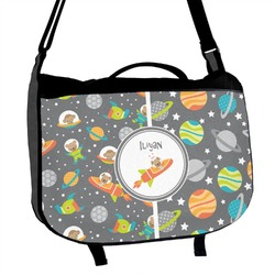 Space Explorer Messenger Bag (Personalized)