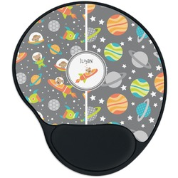 Space Explorer Mouse Pad with Wrist Support