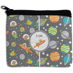 Space Explorer Rectangular Coin Purse (Personalized)