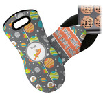 Space Explorer Neoprene Oven Mitt (Personalized)