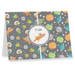 Space Explorer Note cards (Personalized)