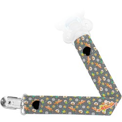 Space Explorer Pacifier Clips (Personalized)