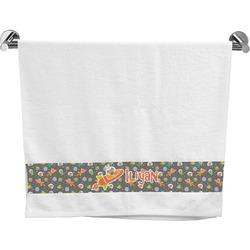 Space Explorer Bath Towel (Personalized)