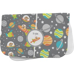 Space Explorer Burp Cloth (Personalized)