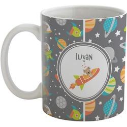 Space Explorer Coffee Mug (Personalized)