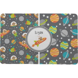 "Space Explorer Comfort Mat - 24""x36"" (Personalized)"