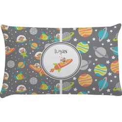 Space Explorer Pillow Case (Personalized)