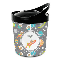 Space Explorer Plastic Ice Bucket (Personalized)