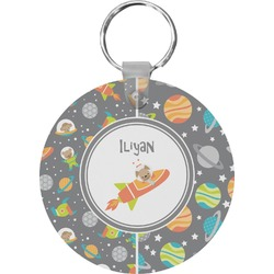 Space Explorer Keychains - FRP (Personalized)