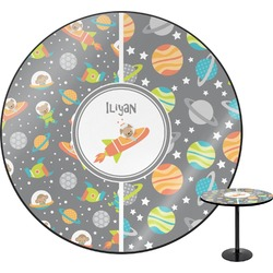 "Space Explorer Round Table - 30"" (Personalized)"