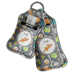 Space Explorer Hand Sanitizer & Keychain Holder (Personalized)