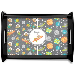 Space Explorer Wooden Trays (Personalized)