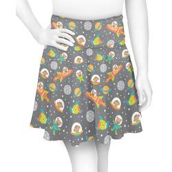 Space Explorer Skater Skirt (Personalized)
