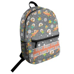 Space Explorer Student Backpack (Personalized)