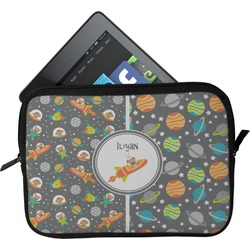 Space Explorer Tablet Case / Sleeve (Personalized)