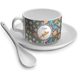 Space Explorer Tea Cups (Personalized)