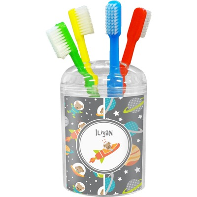 Space Explorer Toothbrush Holder (Personalized)