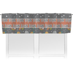 Space Explorer Valance (Personalized)