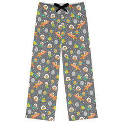Space Explorer Womens Pajama Pants (Personalized)