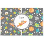 Space Explorer Woven Mat (Personalized)