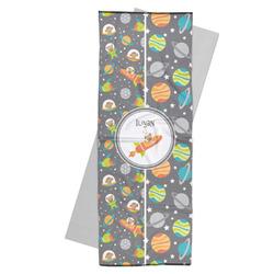 Space Explorer Yoga Mat Towel (Personalized)