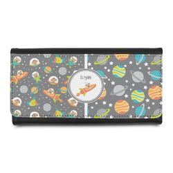 Space Explorer Leatherette Ladies Wallet (Personalized)
