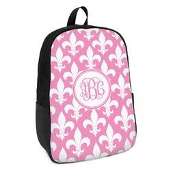 Fleur De Lis Kids Backpack (Personalized)