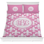 Fleur De Lis Comforters (Personalized)