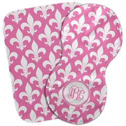 Fleur De Lis Burp Cloth (Personalized)
