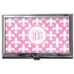 Fleur De Lis Business Card Case